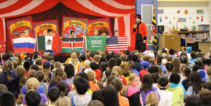 Michigan's best school shows by Doug Scheer