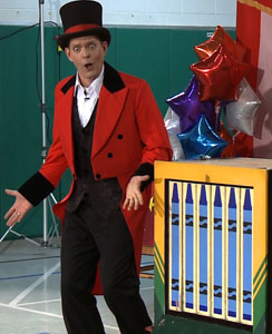 magic show for character education