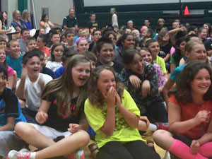 respect week assembly show