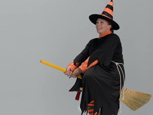 best Halloween show with Grizelda the Witch
